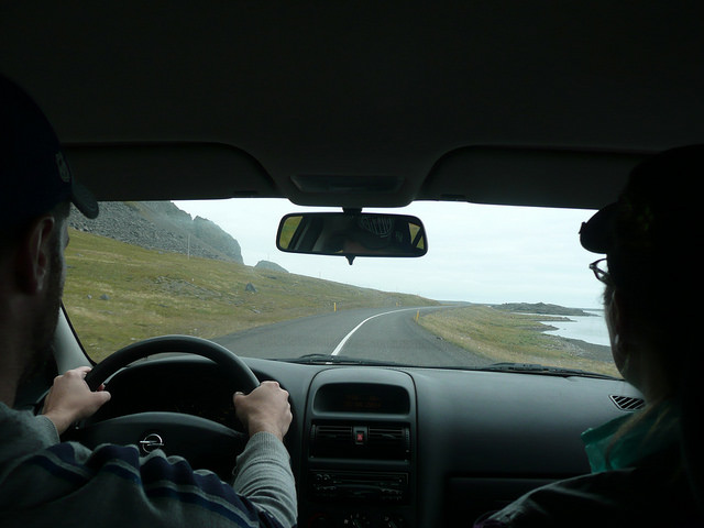 On the road to Breiðdalsvík