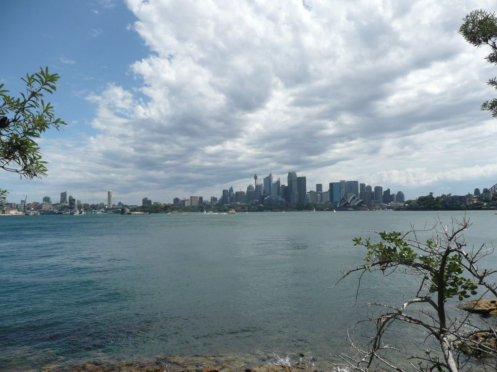 First week in Sydney