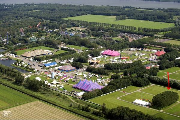 Lowlands 2011